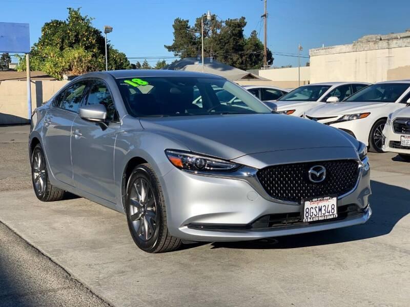 2018 Mazda MAZDA6 for sale at H & K Auto Sales & Leasing in San Jose CA