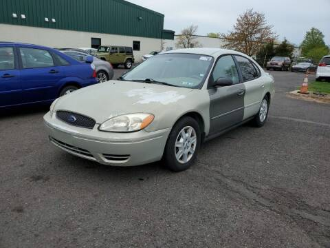 2007 Ford Taurus for sale at Penn American Motors LLC in Allentown PA