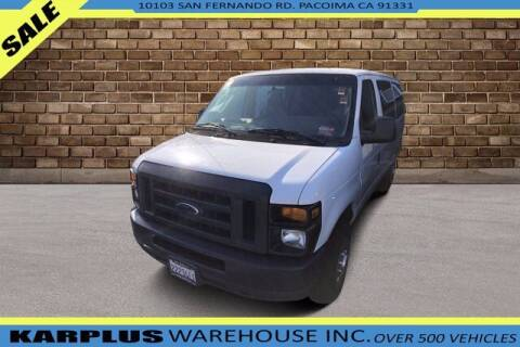 2013 Ford E-Series Wagon for sale at Karplus Warehouse in Pacoima CA
