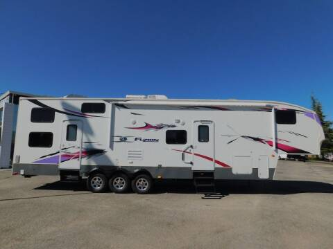 2008 Keystone FUZION 362 for sale at Gold Country RV in Auburn CA