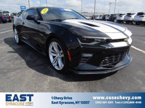 2016 Chevrolet Camaro for sale at East Syracuse Performance Sales & Service in Syracuse NY