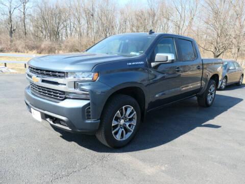 2020 Chevrolet Silverado 1500 for sale at Woodcrest Motors in Stevens PA