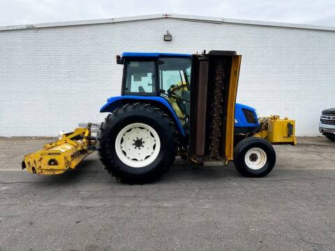 2000 New Holland TL100a for sale at Smart Chevrolet in Madison NC