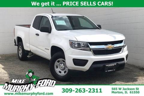 2016 Chevrolet Colorado for sale at Mike Murphy Ford in Morton IL