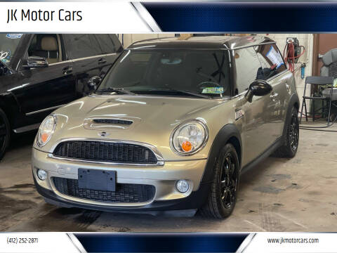 2010 MINI Cooper Clubman for sale at JK Motor Cars in Pittsburgh PA