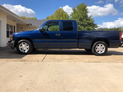 2002 GMC Sierra 1500 for sale at H3 Auto Group in Huntsville TX
