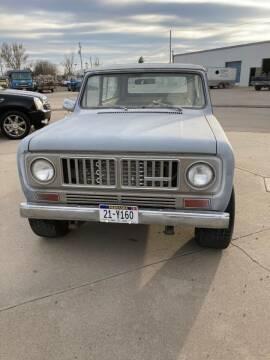 1973 International COACH 2 DOOR for sale at Anderson Motors in Scottsbluff NE