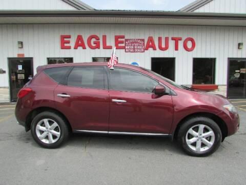 2010 Nissan Murano for sale at Eagle Auto Center in Seneca Falls NY