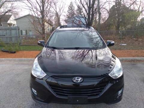 2013 Hyundai Tucson for sale at Auto Solutions of Rockford in Rockford IL
