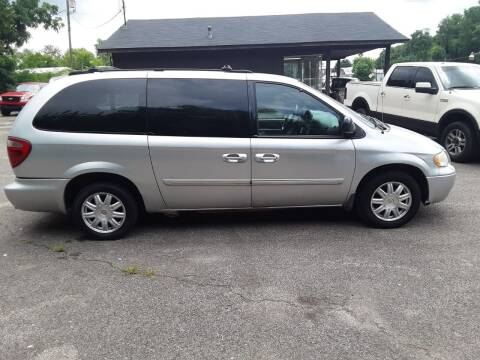 2005 Chrysler Town and Country for sale at Riverview Auto's, LLC in Manchester OH