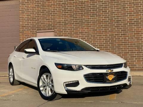 2018 Chevrolet Malibu for sale at Effect Auto Center in Omaha NE