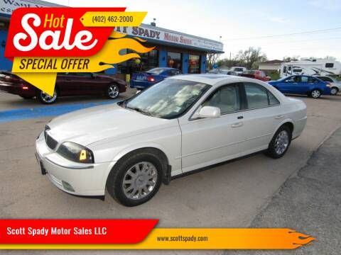 2005 Lincoln LS for sale at Scott Spady Motor Sales LLC in Hastings NE