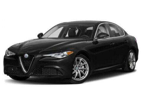 2018 Alfa Romeo Giulia for sale at Jeff D'Ambrosio Auto Group in Downingtown PA