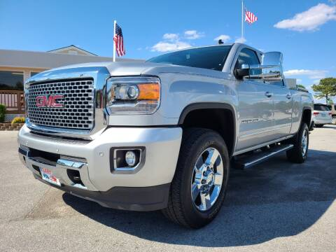 2015 GMC Sierra 2500HD for sale at Gary's Auto Sales in Sneads NC