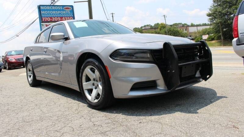 2016 Dodge Charger for sale at NORCROSS MOTORSPORTS in Norcross GA