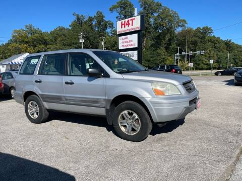 2003 Honda Pilot for sale at H4T Auto in Toledo OH