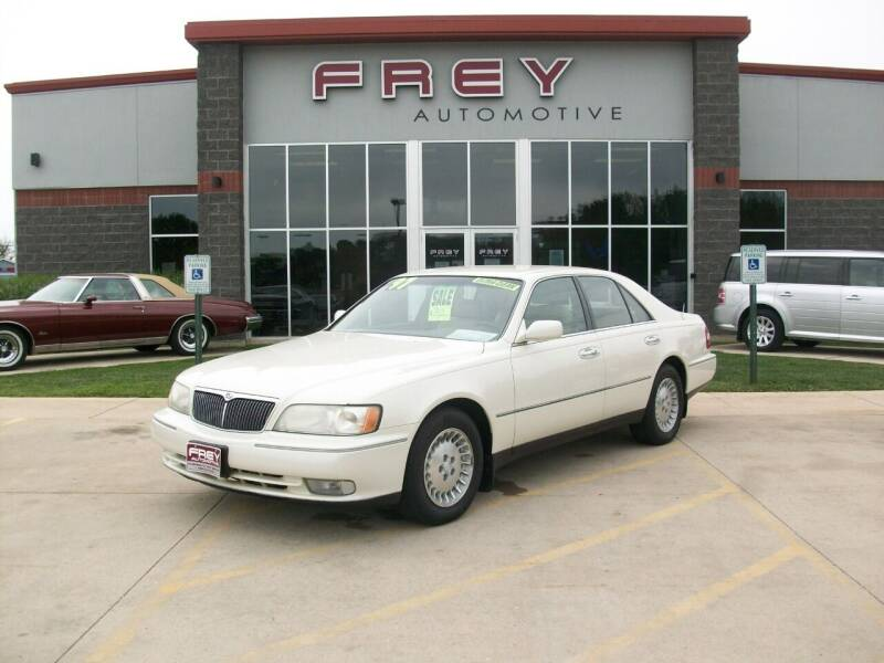 1997 Infiniti Q45 for sale at Frey Automotive in Muskego WI