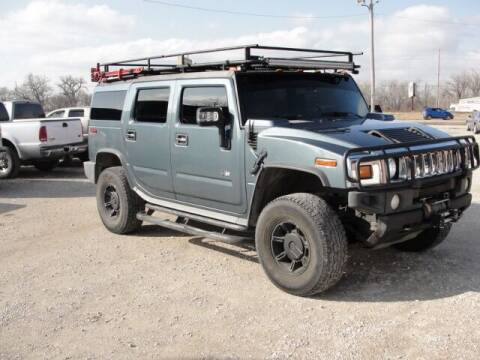 2007 HUMMER H2 for sale at Frieling Auto Sales in Manhattan KS