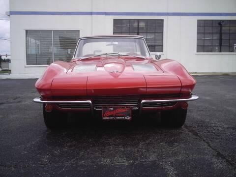 1963 Chevrolet Corvette for sale at STAPLEFORD'S SALES & SERVICE in Saint Georges DE