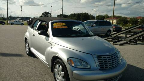 2005 Chrysler PT Cruiser for sale at Kelly & Kelly Supermarket of Cars in Fayetteville NC