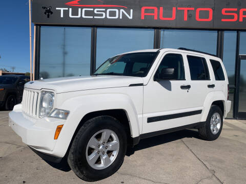 2009 Jeep Liberty for sale at Tucson Auto Sales in Tucson AZ