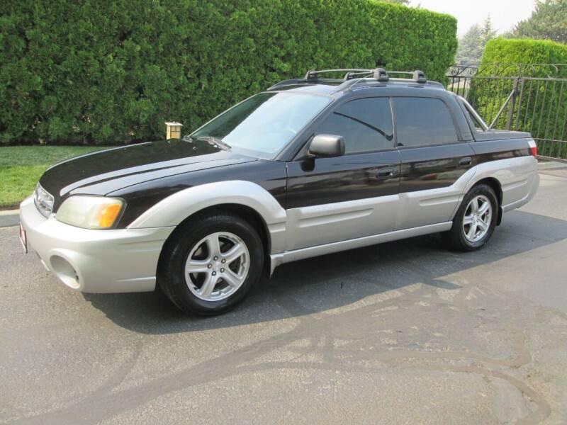 2003 Subaru Baja for sale at Top Notch Motors in Yakima WA