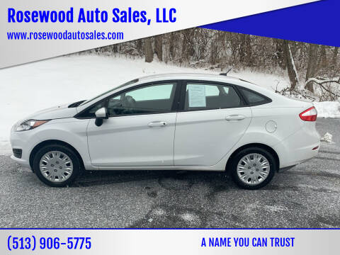 2019 Ford Fiesta for sale at Rosewood Auto Sales, LLC in Hamilton OH
