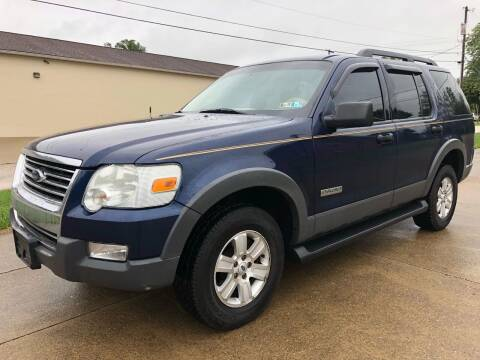 2006 Ford Explorer for sale at Prime Auto Sales in Uniontown OH