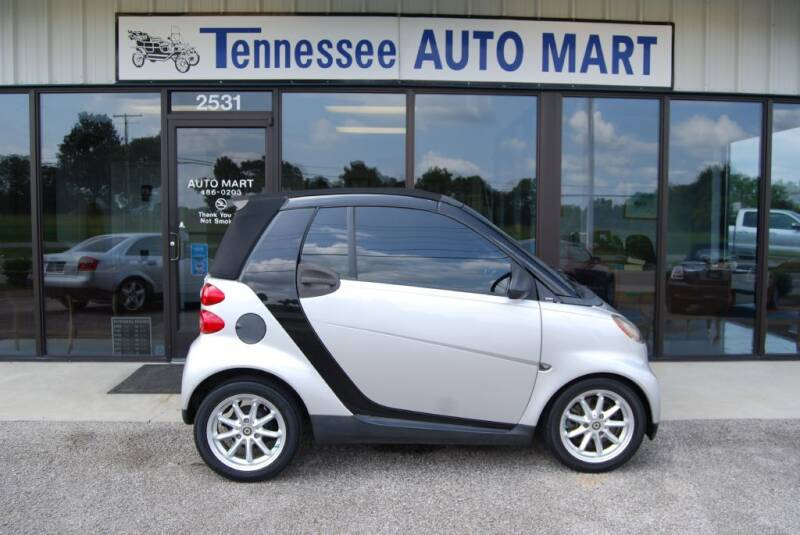 2008 Smart fortwo for sale at Tennessee Auto Mart Columbia in Columbia TN
