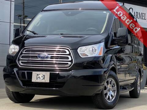 2017 Ford Transit Passenger for sale at Carmel Motors in Indianapolis IN