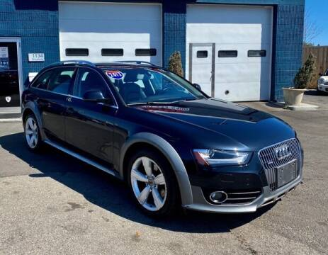 2013 Audi Allroad for sale at Saugus Auto Mall in Saugus MA