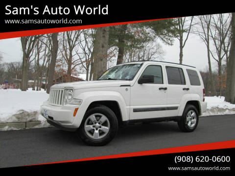 2010 Jeep Liberty for sale at Sam's Auto World in Roselle NJ