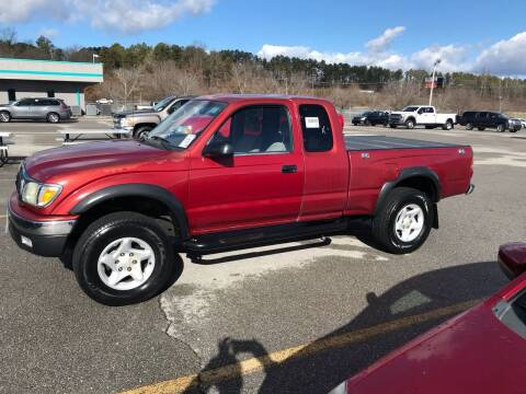 2001 Toyota Tacoma for sale at Knoxville Wholesale in Knoxville TN