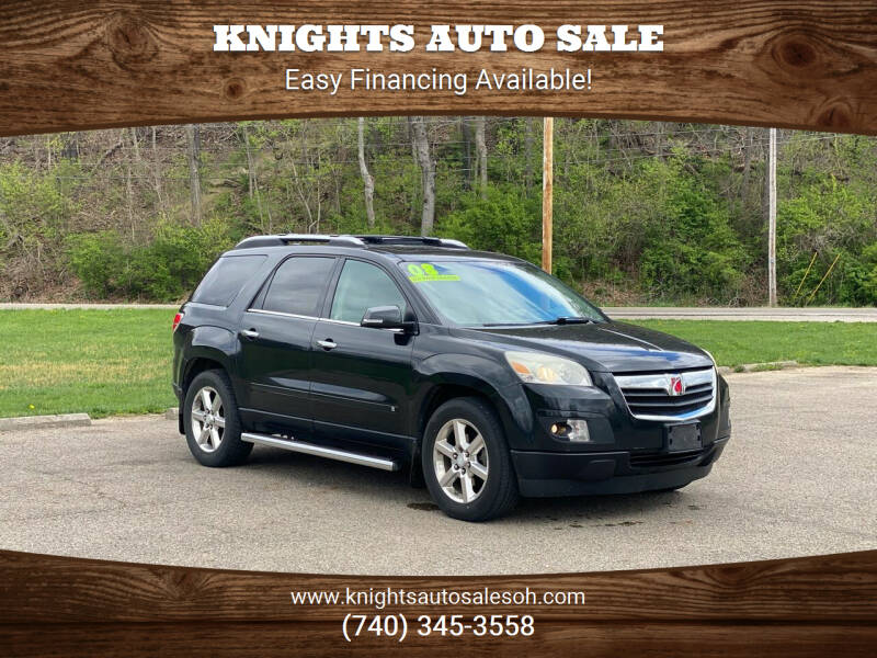 2008 Saturn Outlook for sale at Knights Auto Sale in Newark OH