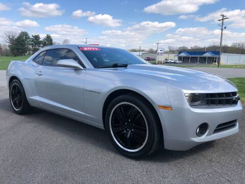 2011 Chevrolet Camaro for sale at COUNTRYSIDE AUTO SALES 2 in Russellville KY