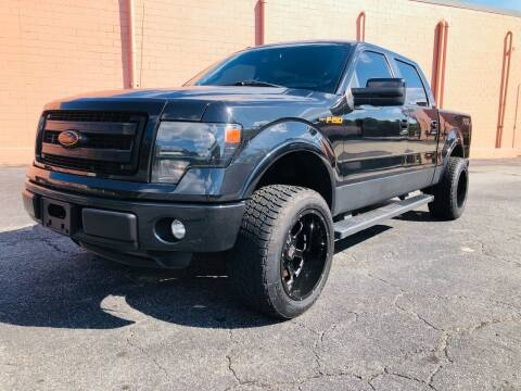 2013 Ford F-150 for sale at DUNCAN AUTO SALES, INC in Cartersville GA