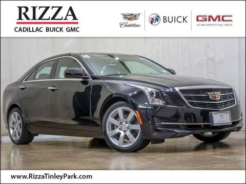 2016 Cadillac ATS for sale at Rizza Buick GMC Cadillac in Tinley Park IL