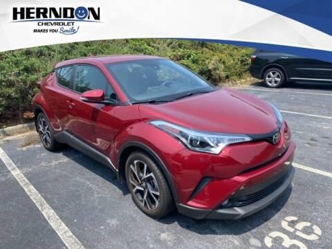2018 Toyota C-HR for sale at Herndon Chevrolet in Lexington SC