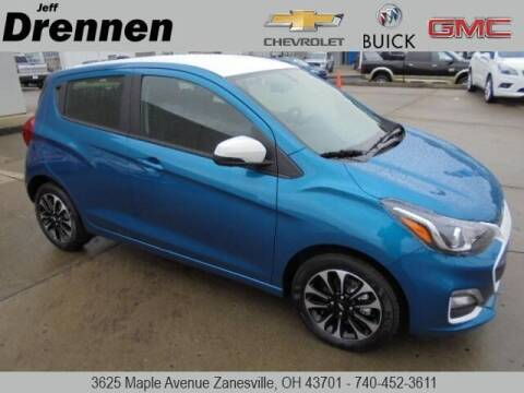2021 Chevrolet Spark for sale at Jeff Drennen GM Superstore in Zanesville OH