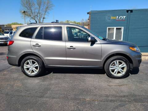 2011 Hyundai Santa Fe for sale at THE LOT in Sioux Falls SD