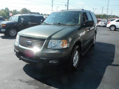 2004 Ford Expedition for sale at Morelock Motors INC in Maryville TN