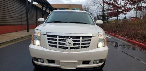 2008 Cadillac Escalade for sale at VIking Auto Sales LLC in Salem OR