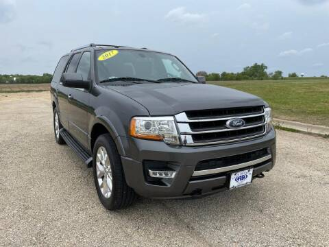 2017 Ford Expedition for sale at Alan Browne Chevy in Genoa IL