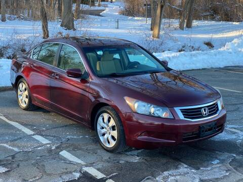 2009 Honda Accord for sale at Choice Motor Car in Plainville CT