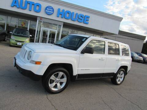 2011 Jeep Patriot for sale at Auto House Motors in Downers Grove IL