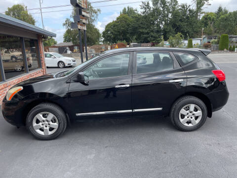2011 Nissan Rogue for sale at Westside Motors in Mount Vernon WA