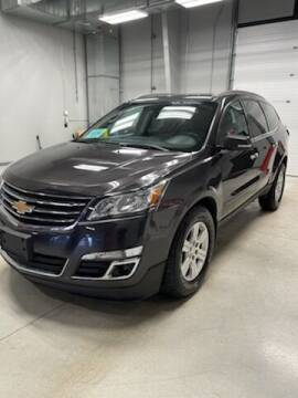 2013 Chevrolet Traverse for sale at World Wide Automotive in Sioux Falls SD