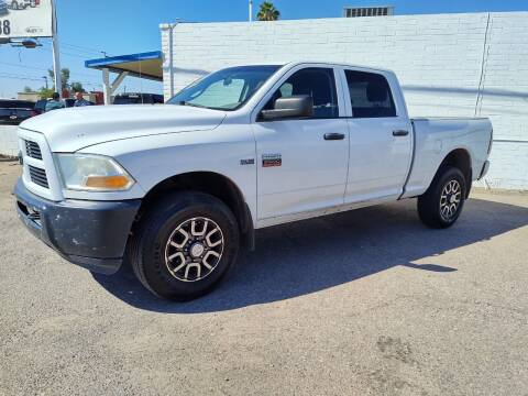 2012 RAM Ram Pickup 2500 for sale at Advantage Auto Motorsports in Phoenix AZ