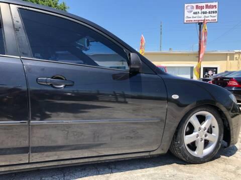 2007 Mazda MAZDA3 for sale at Mego Motors in Orlando FL