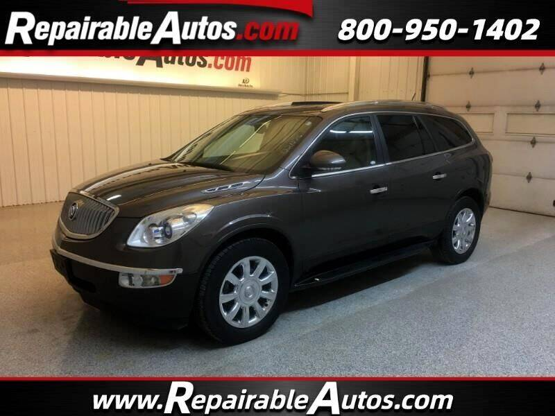 2011 Buick Enclave for sale at Ken's Auto in Strasburg ND